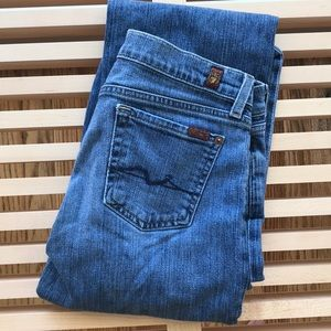 Seven Jeans Relaxed Fit Women's 25
